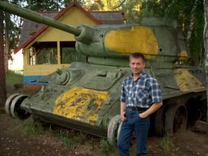 Мой танк